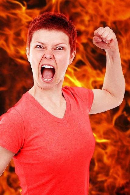 Type 8 colère