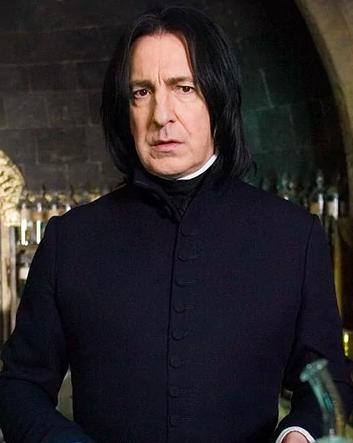 Severus Rogue.