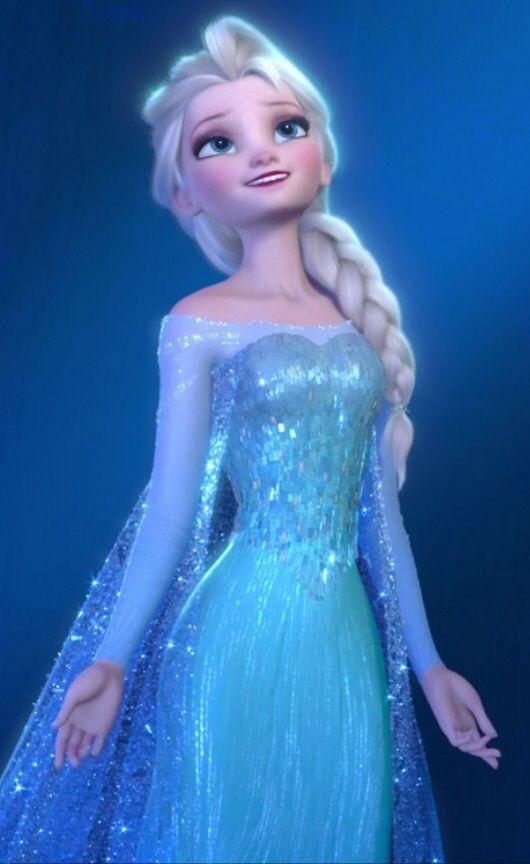 Esla de la Reine des Neiges